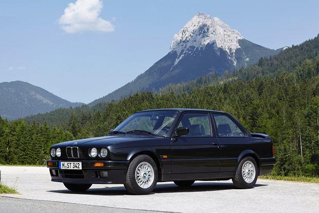 BMW serii 3 - E30
