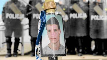 Reporter TVN ujawnił sprawę śmierci Stachowiaka. Policja straszy go więzieniem