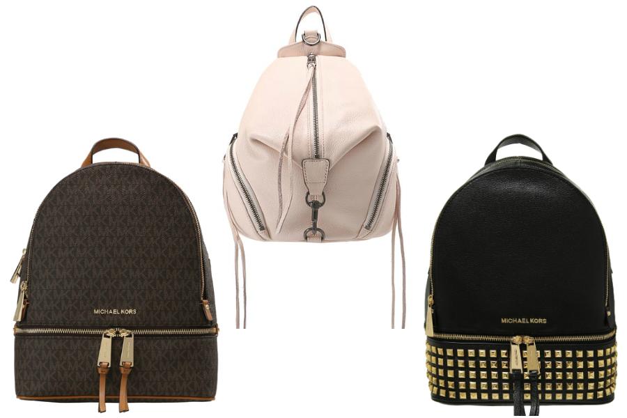 eleganckie plecaki