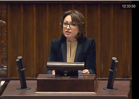 Bożena Kamińska (iTV Sejm)