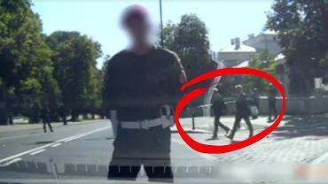 PO publikuje film kierowcy i uderza w PiS. Będzie z tego polityczna burza