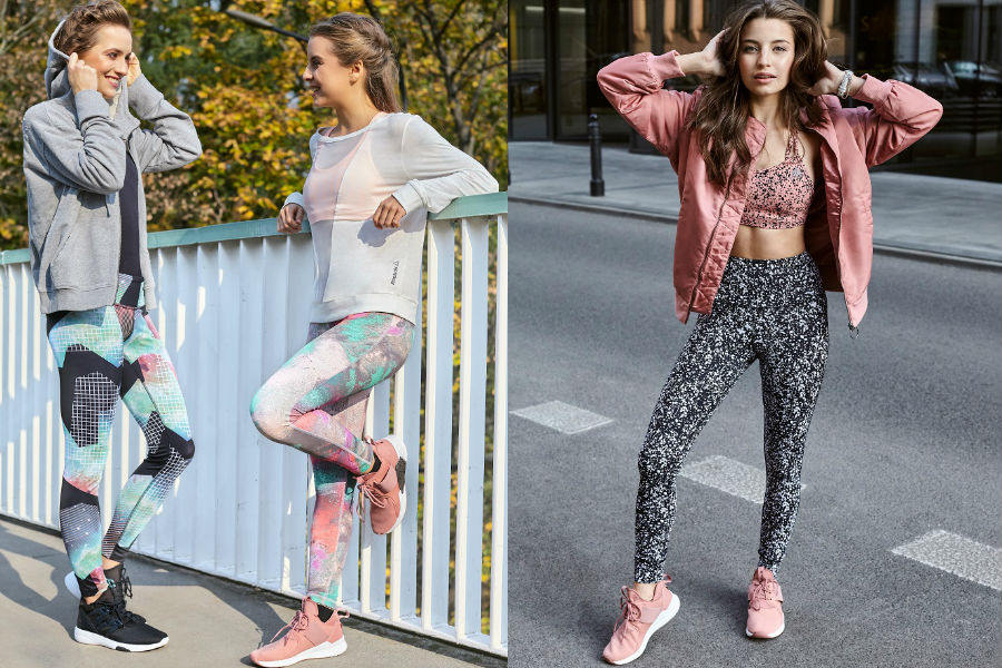 fc32308a Sportowa elegancja i miejska wygoda w nowej damskiej kolekcji Reebok