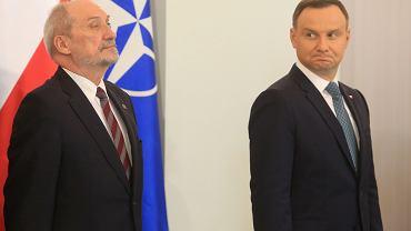 Antoni Macierewicz wycofał właśnie swoje wnioski o awanse generalskie