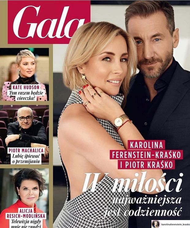 Karolina Ferenstein-Kraśko, Piotr Kraśko