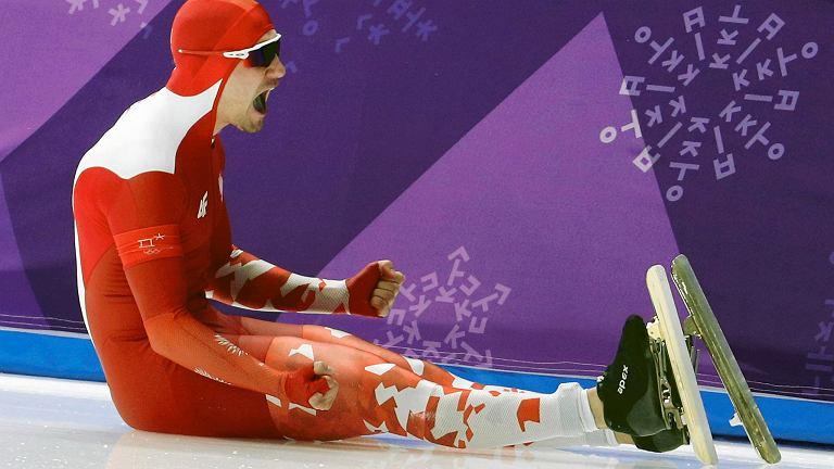 """Światowe media piszą o polskim łyżwiarzu. """"Są zwycięzcy i są nieudacznicy..."""""""