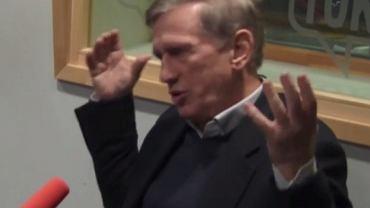 """Jan Englert nie wytrzymał. Podczas wywiadu o polityce: """"Te sk***ysyny..."""""""