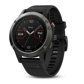 Fenix5 - ultra-zegarek z GPS -