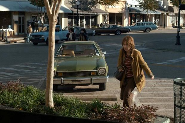 Ford Pinto 1976' Stranger Things