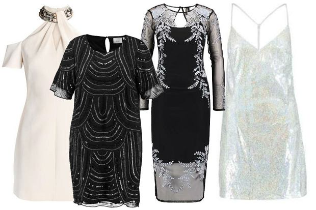 fot. materiały partnera / błyszczące sukienki na każdą okazję