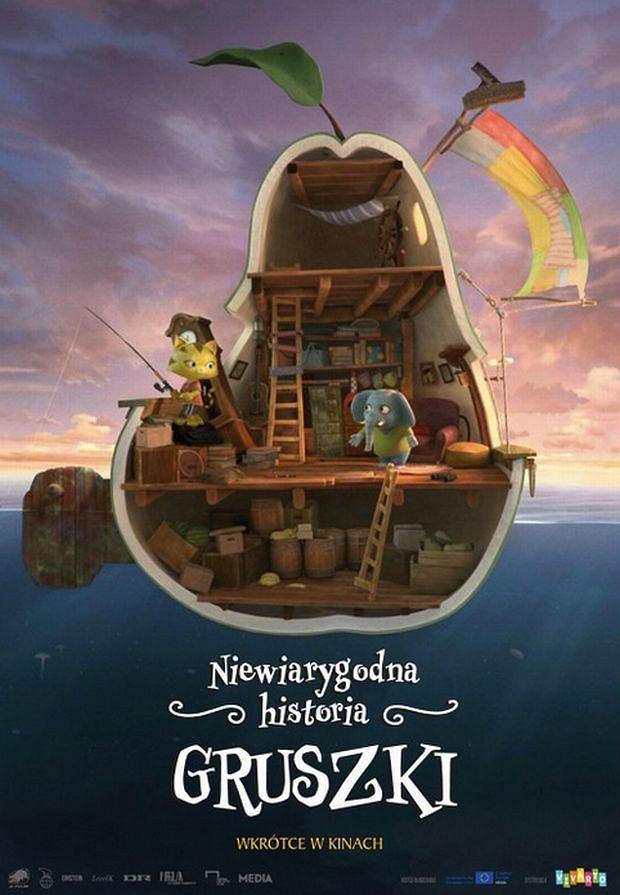'Niesamowita historia Wielkiej Gruszki' - premiera 4 maja
