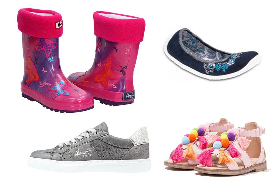 Tanie buty na lato dla dzieci