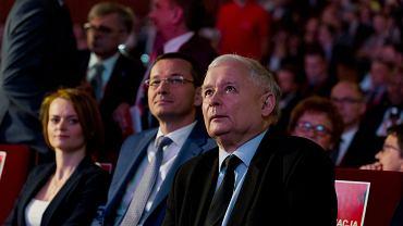 Morawiecki zastąpi Kaczyńskiego w PiS? Zrobili sondaż wśród wyborców partii