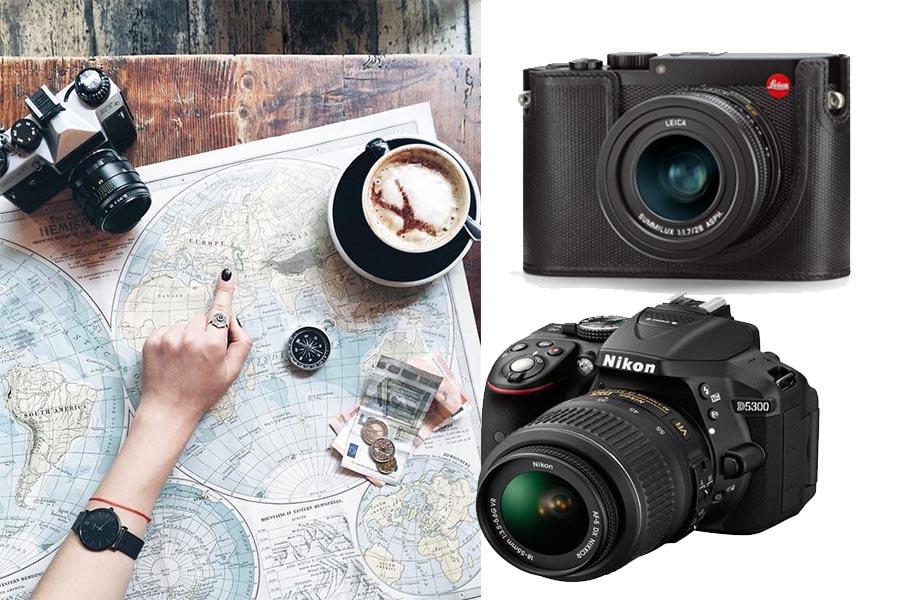 Jaki aparat wybrać na wakacje?