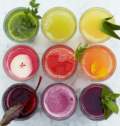 Detoks sokowy pozwala uzupełnić braki w witaminach i składnikach mineralnych