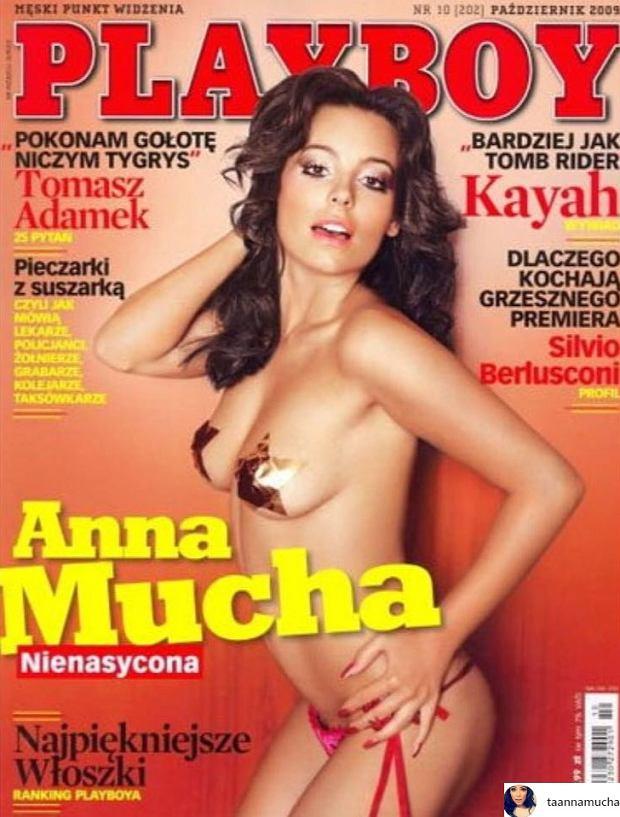 Anna Mucha,