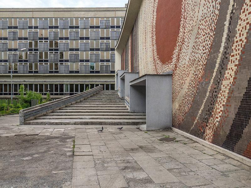 Peerelowski bękart. W Krakowie ocalono budynek, który według wszelkich przewidywań miał zniknąć