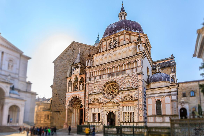 Cappella Colleoni przy Piazza Duomo, Bergamo, Fot. iStock