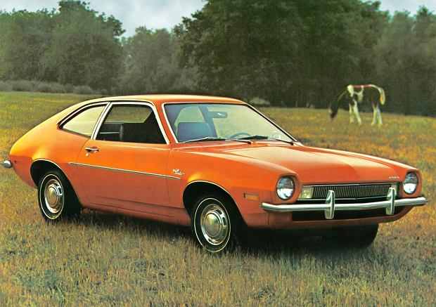 Ford Pinto 1972