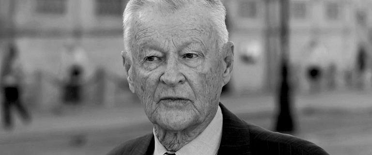 Prof. Zbigniew Brzeziński nie żyje. Doradca byłego prezydenta USA Cartera miał 89 lat