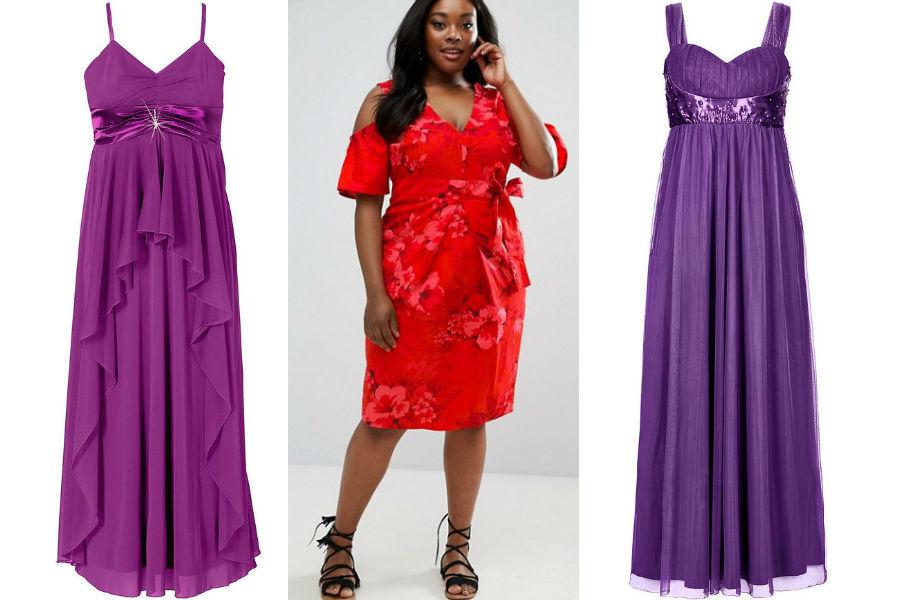 95f9968e7b Sukienki na wesele dla pulchnych kobiet - w tych fasonach będziesz ...
