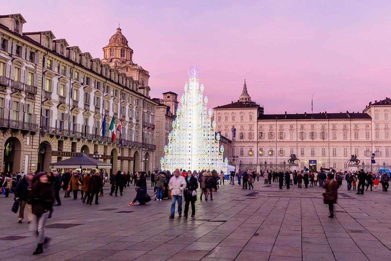 Piazza Castello, Turyn, Fot. iStock