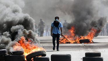 Krwawe zamieszki w Nikaragui, dziennikarz zabity w czasie relacji na żywo. Świat reaguje