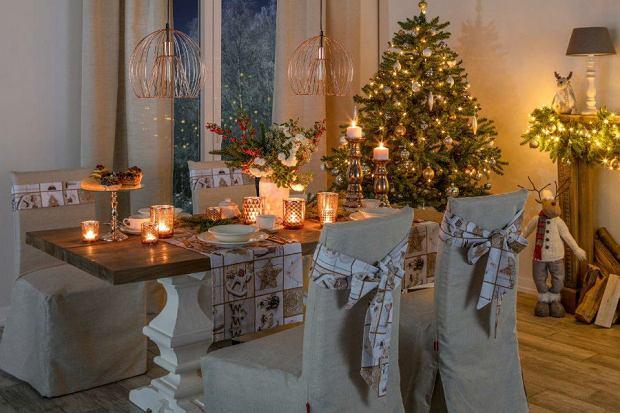 Świąteczna dekoracja mieszkania