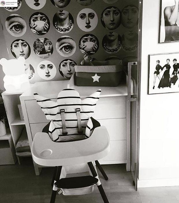 pokój dziecka Katarzyny Zielińskiej