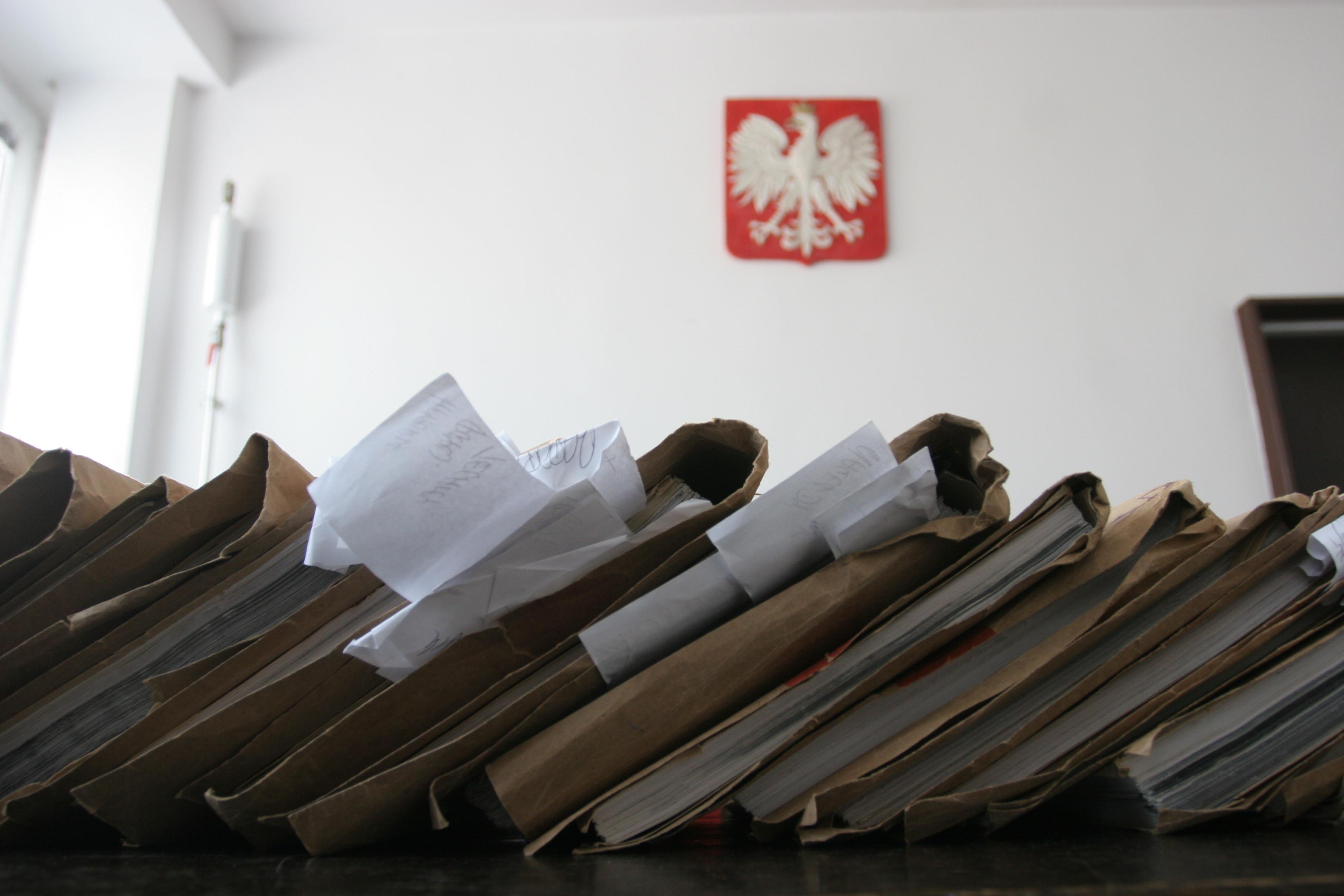 Jako pierwszy i tak naprawdę jedyny do zabicia Joli Brzozowskiej przyznaje się 'Jogi' (fot. Krzysztof Karolczyk / Agencja Gazeta)