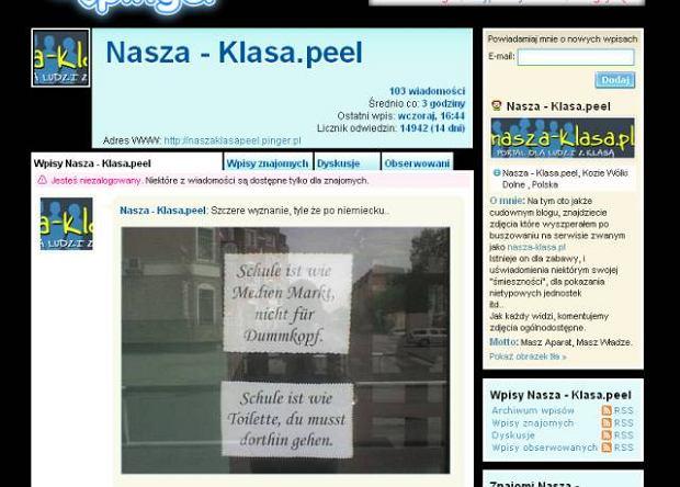 fot. za nasza-klasapeel.pinger.pl