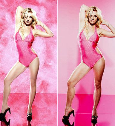 Britney Spears dla Candies