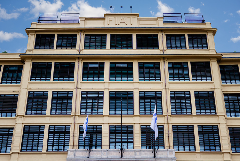 Dawna fabryka Fiata, Lingotto, Turyn, Fot. iStock