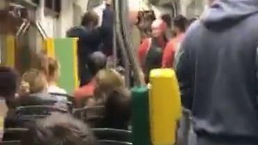 """""""Wypier***ać! Nikt tu nie będzie gadał po niemiecku!"""" Rasistowski atak w tramwaju"""