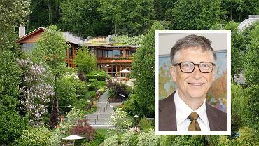 Zobaczcie jak mieszka najbogatszy człowiek świata. 10 faktów o domu Billa Gatesa