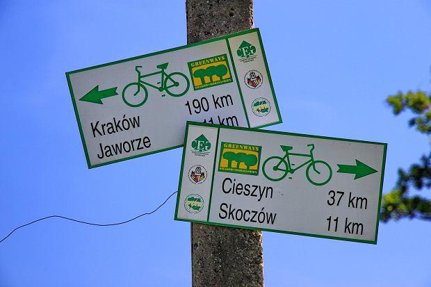 Oznaczenia na szlaku