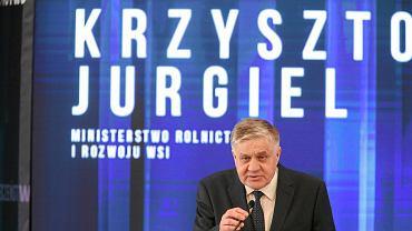 Gądek: PiS pozbyło się ministra Krzysztofa Jurgiela. To ważna część bitwy o polską wieś [OPINIA]