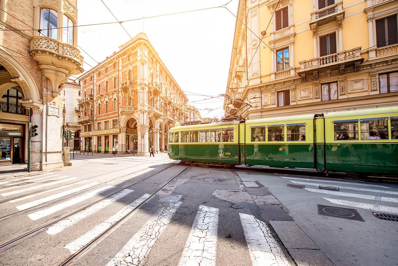 Urokliwe tramwaje, Turyn, Fot. iStock