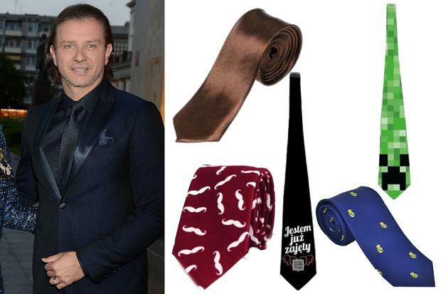 fot. WBF/ Radosław Majdan/ modne krawaty na prezent