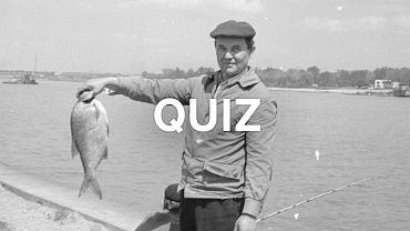 Rybny quiz wiedzy ogólnej. Nie prześlizgniesz się przez pytania. Masz wiedzę?