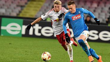 Trener Napoli porównał grę Zielińskiego do gwiazdy Premier League. Co za słowa!