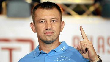 """Tomasz Adamek potwierdza, że jest temat dużej walki. """"Będzie się działo"""""""