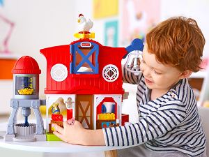 Wielki Test Zabawek - poznaj opinie rodziców i dzieci na temat zabawek Fisher-Price!