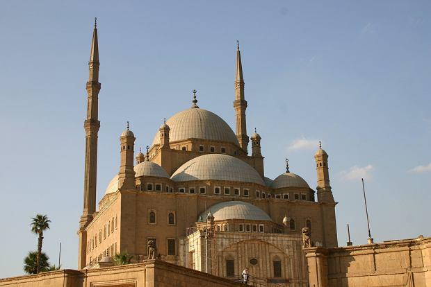 Meczet alabastrowy nazywany też meczetem Muhammada Alego