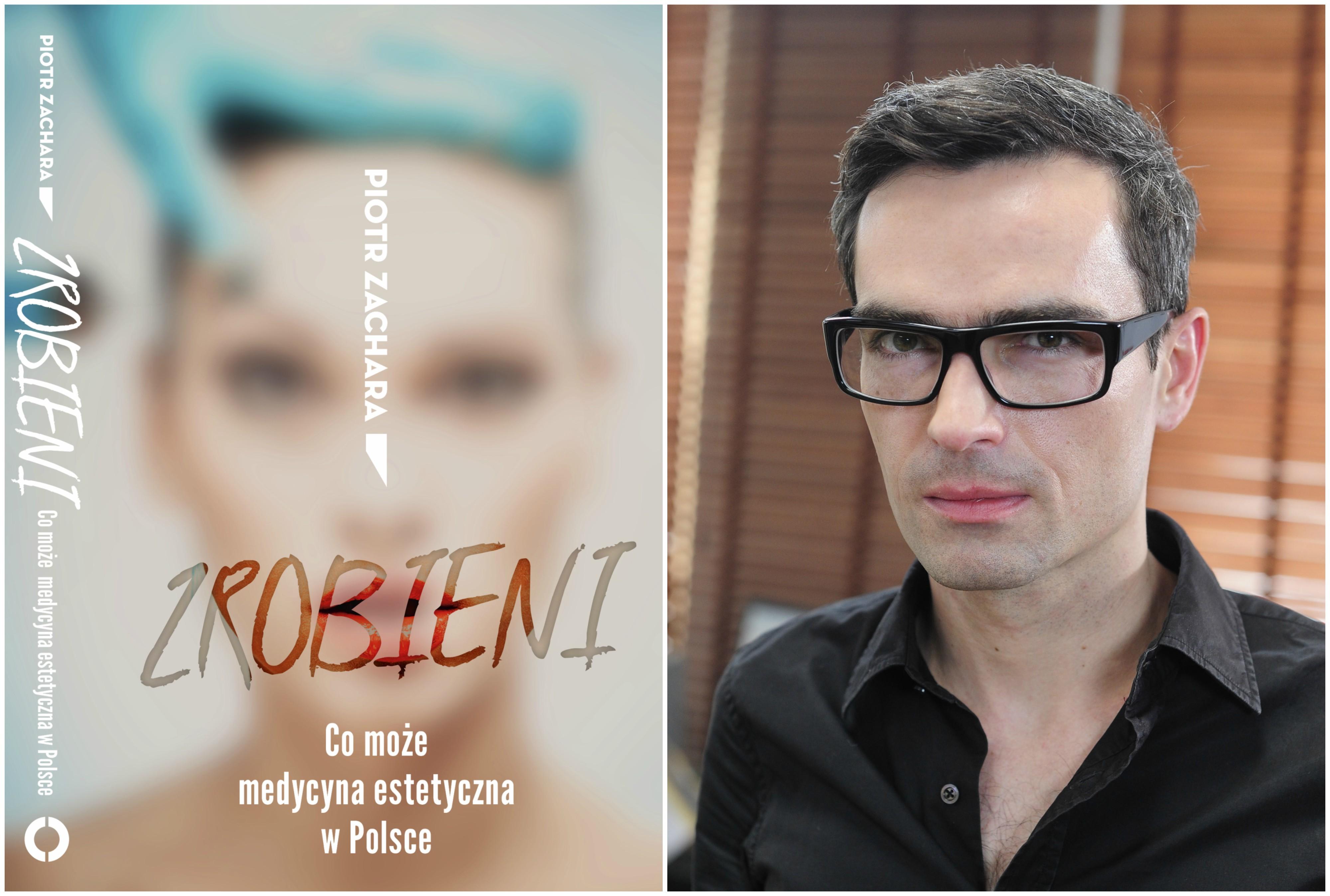 Książka Piotra Zachary 'Zrobieni' ukazała się nakładem Wydawnictwa Czerwone i Czarne (fot. materiały prasowe / Eastnews)