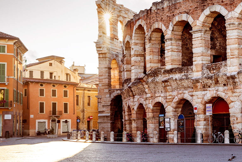 Koloseum w Weronie, fot. iStock