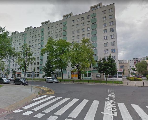 Bloki przy Karmelickiej