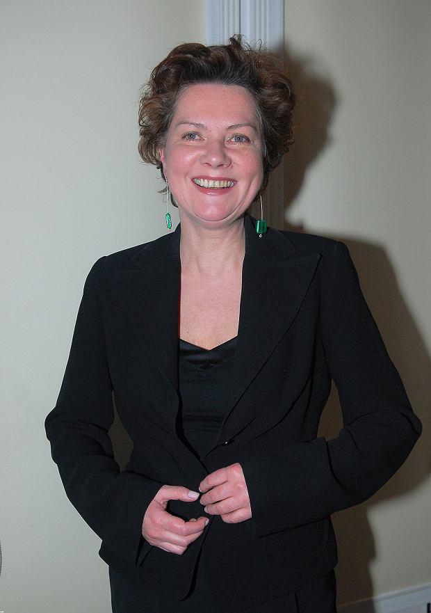 Agnieszka Kotulanka w 2007