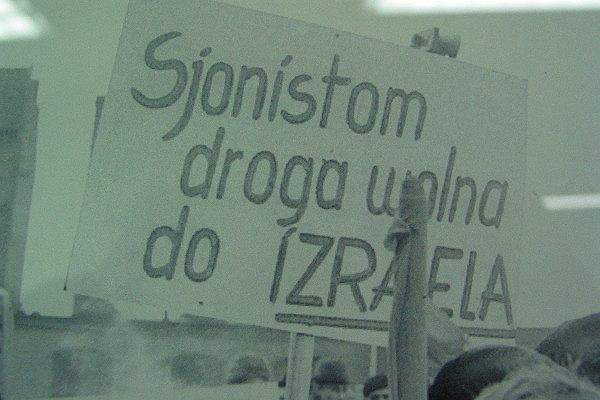 """Czy Polska ma odwagę spojrzeć na własną przeszłość? """"W 1968 roku doszło do zbrodni przeciwko ludzkości"""""""
