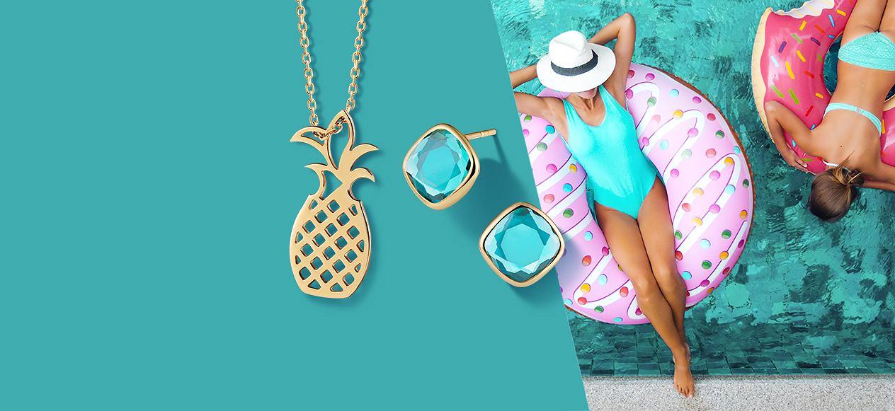 Gorące trendy na lato? Biżuteria i akcesoria, które kochają towarzystwo sukienek i bikini