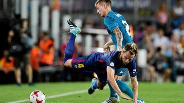 Real Madryt gra z Barceloną. Zinedine Zidane zaskoczył składem